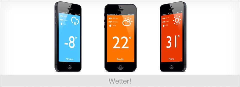 Wetter!