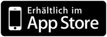 Die App 'Wetter!' ist im App store erhältlich